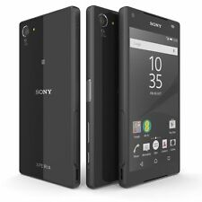 Sony Xperia Z5 Compact E5823 - 32GB - Black Unlocked LTE 4G HANDY NEU Smartphone