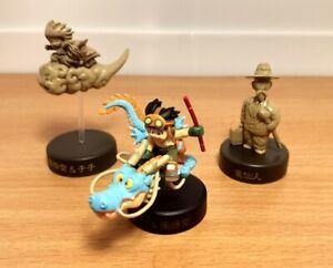 Dragonball Z Goku Chi Chi gashapon MFS Mini Figure Selection Plus 2 1 SP toy lot