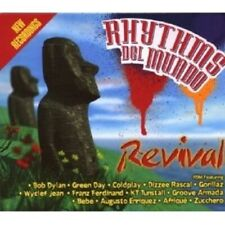 "RHYTHMS DEL MUNDO ""REVIVAL"" CD 14 TRACKS NEW"