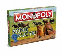 5036905032995 Gra Monopoly Konie i kucyki winning moves