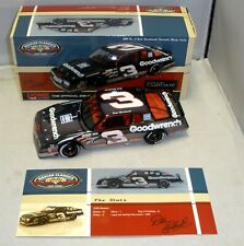 ACTION 1989 #3 GOODWRENCH AEROCOUPE DALE EARNHARDT SR COLOR CHROME WILKESBORO