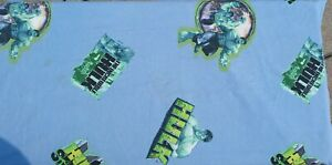 The Incredible Hulk Twin Flat Sheet Marvel Comics 2008