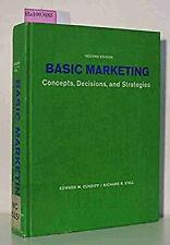 Basic Marketing : Concepts, Decisions and Strategies Edward W. Cundiff