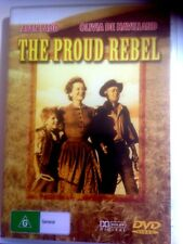 THE PROUD REBEL -  DVD -PRE - OWNED