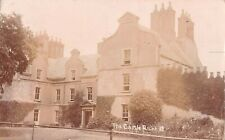 More details for vintage real photo postcard, the castle, richhill county armagh
