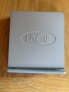 LaCie External Hard Drive/cords