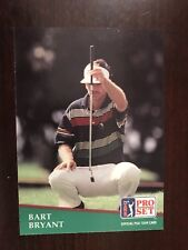 1991 Pro Set #60 - Bart Bryant (RC) - Golf