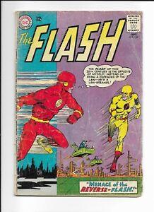 THE FLASH #139 ==> GD 1ST REVERSE-FLASH DC COMICS 1963