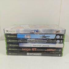 XBOX Original Game Bundle (Lot of 6) Very Good Condition
