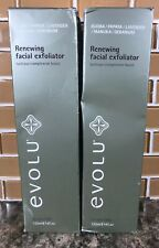 2 Evolu - Renewing Facial Exfoliator - Deep Cleansing Balances Skin Exfoliating
