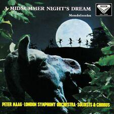 Mendelssohn - A Midsummer Night's Dream / LP (SXL 2060) Speakers Corner