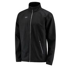 NWT Speedo Mens Soft Shell Jacket L black