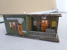 maquette ho 854 garage