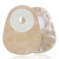 10pc/Pack Safty Use Disposable Medical Skin Barrier Closed Colostomy Bags