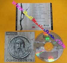 CD INSIDIA Guarda dentro te 1995 POLYDOR 527 699-2 (Xi4) no lp mc vhs dvd