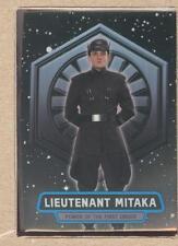 Lieutenant Mitaka 7 2016 Star Wars The Force Awakens Chrome Power First Order