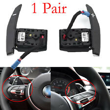 1 pair Steering Wheel Gear Shift Paddle for BMW 1 2 3 4 SERIES F20 F30 X3 X5
