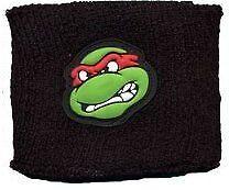 Teenage Mutant Ninja Turtles Raphael Wristband TDTMT