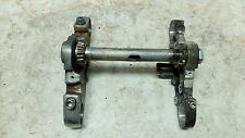 95 Kawasaki VN1500 A VN 1500 Vulcan triple tree front forks shock mount clamp