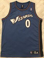 New listing Vintage Authentic Adidas Gilbert Arenas Washington Wizards NBA Jersey Sz 48