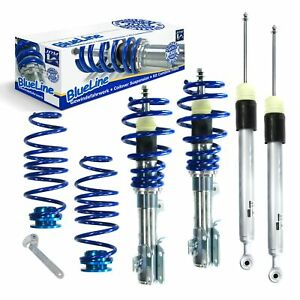 JOM Blueline 741134 Coilovers Ford Fiesta Mk7 All Engines 2008-2016