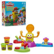 B Spiele - Play-Doh Launch Spiel - Form/Lachen/Partitur - Neu und Versiegelt