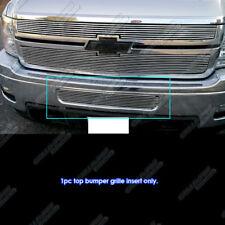 For 2011-2014 Chevy Silverado 2500HD/3500HD Bumper Billet Grille Grill Insert