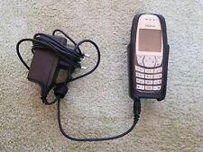 Nokia 6610i schwarz Ohne Simlock Displayriss (3) Zubehörpaket!!!