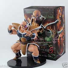Dragon Ball Z Figure SCultures BIG Zoukei Tenkaichi Budokai #5 NAPPA Box Set
