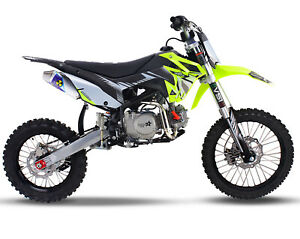 Genuine Thumpstar ® TSX 140cc BW | DIRT BIKE | TRAIL BIKE | MOTOCROSS | PIT BIKE