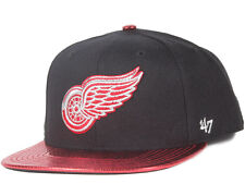 Detroit Red Wings Tragic Ride '47 Snapback Cap -NHL - One Size - New w/Tags