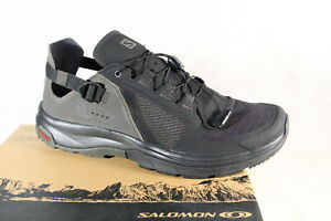 Salomon TECHAPHIBIAN 4 Sportschuhe Halbschuhe Sneakers Laufschuhe schwarz Neu