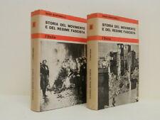 Storia del movimento e del regime fascista - E. Santerelli. Editori Riuniti,197
