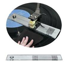 Turntable Phono Cartridge Ruler Calibration LP Gauge Alignment Protractor Tool