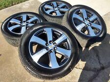 20 Chevy Traverse Gmc Acadia 2018 2019 Oem Gm Wheels Rims Tires 2016 2017 New