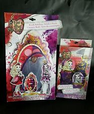 New in package Ever After High makeup sets .you get both