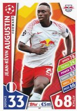 Jean-Kévin Augustin 2017-18 Topps Champions League Match Attax,Cartas