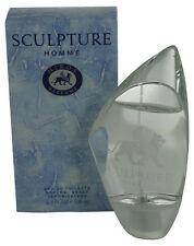 Sculpture Eau De Toilette Spray 3.4 Oz / 100 Ml for Men