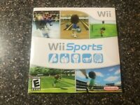 New Sealed Wii Sports (Nintendo Wii, 2006) Video Game - Free Shipping!