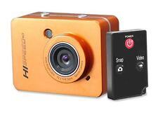 New PSCHD60OR Hi-Speed 1080P 12.0 Digital Action Camera Camcorder HDVideo Orange