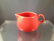 Fiesta Creamer Persimmon NEW!! Homer Laughlin Fiesta!