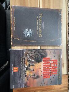 Pearl Harbor (DVD, 2002, 4-Disc Set, Vista Series Directors Cut) And Bonus DVD