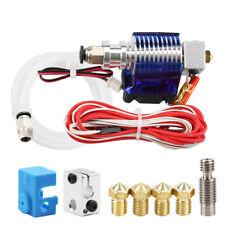 All Metal E-3D V6 For J-head Hotend 12V/40W/0.4mm Extruder For 3D Printer 1.75mm