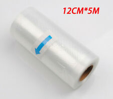 Roll of 500cm Vacuum Packing Fresh Bag Food Sealer Storage Microwave Support hot