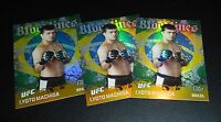Lyoto Machida 2010 Topps UFC Bloodlines Insert Card #BL-8 The Dragon 157 98 129
