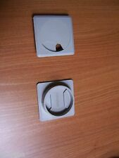 tappo passacavi  scrivania  grigio diametro 60mm utile