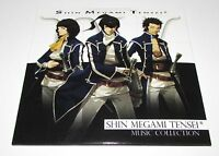 Shin Megami Tensei Music Collection Soundtrack CD Brand New!