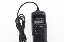 Intervalometer Timer Remote Shutter for Nikon D300 D300S D200 D100 D5 D4 D4S D3