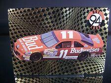 Rare Bill Elliott #11 Budweiser 1994 Card #138 Junior Johnson & Associates