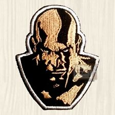 Kratos Embroidered Patch GOW God of War Athena PS Ascension Series 2 3 4